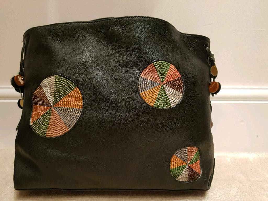 Genuine Soft Leather Radley bag - excellent condition