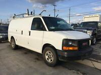 2008 GMC Savana Cargo Van Insulated GREAT WORK VAN GAS