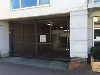 Secure underground parking by Putney Exchange, long term let
