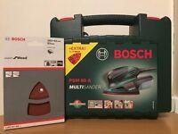 Bosch sander PSM 80 A