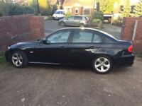 BMW 320d efficient dynamic for spares or repair