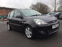 2006 FORD FIESTA 1.4 TDCI * 12 MONTHS MOT + PART SERVICE HISTORY + ONLY 97000...