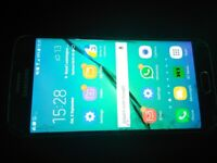 SAMSUNG GALAXY S6 Edge (Used but works perfect with cosmetic damage)