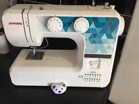 Janome 2015s sewing machine