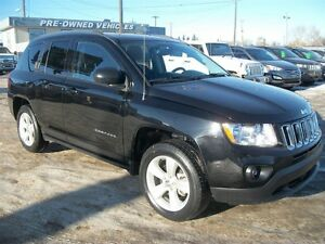 2013 Jeep Compass North | Power Options | Low KM's |