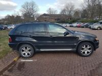 BMW X5 3.0d Black Automatic Low Tax Version