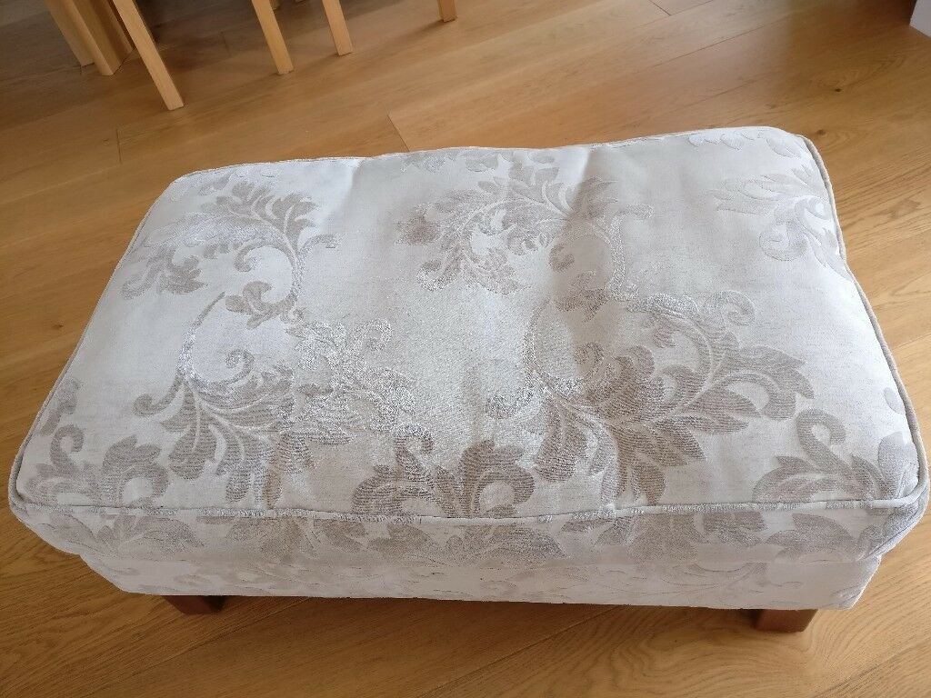 "Marks and Spencer ""Abbey"" Footstool"