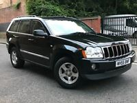 2006 Jeep Grand Cherokee automatic crd 3.0 v6 diesel auto