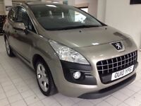 2010 Peugeot 3008 1.6 HDI Diesel Automatic