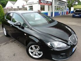 SEAT Leon CR TDI ECOMOTIVE SE (black) 2010