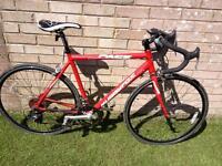 Pace muddy fox road bike
