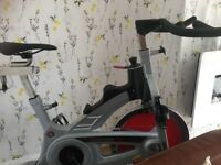 Schwinn SR Evolution spin bike