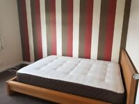 Clean and Comfortable Double Bedrooms - Bills Included