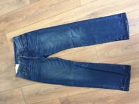 New Without Tags Men's Abercrombie and Fitch Jeans 34w 34l