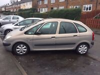 2002 Picasso 2.0hdi mot November full service history only 104k