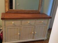 Sideboard / Hall dresser for sale - excellent condition - Edinburgh