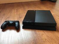 Sony PS4 Black 500gb