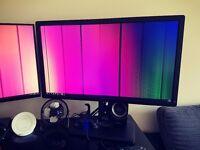 "Dell U2713HM Ultrasharp 27"" IPS 1440p Monitor"