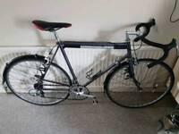 Road bike, Steel frame, Reynolds 531