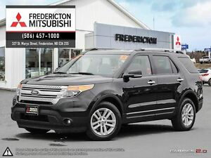 2013 Ford Explorer XLT! 4X4! 7 SEATER! HEATED SEATS!