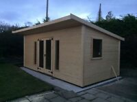 20ft x 10ft Office/summerhouse/flat