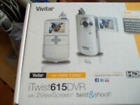 Vivitar digital video camera