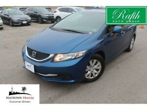 2013 Honda Civic LX-Bluetooth-very well maintained!!