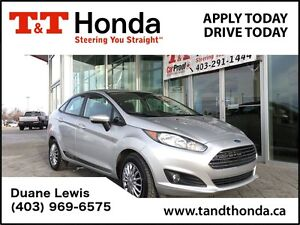 2014 Ford Fiesta SE*LOCAL TRADE, HEATED SEATS*