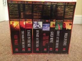 New box set of books