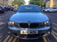 BMW 1 Series 2.0 118d 3Door Blue ***M Sport ***One Owner***Immaculate Condition***