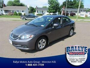 2014 Honda Civic LX! Heated! Keyless! USB!