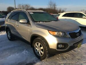 2013 Kia Sorento LX, Auto, Heated Seats, Power Group