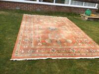 Very large good quality rug