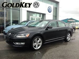 2012 Volkswagen Passat 2.5L | Highline | Leather |