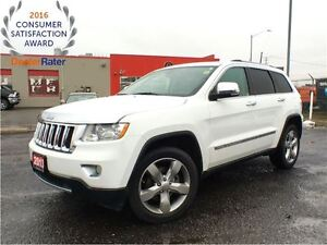 2013 Jeep Grand Cherokee LIMITED**SUNROOF**NAVIGATION**LEATHER**