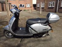 Lambretta pato 50n,Brand New First Reg This Year was crated up in shipping crate until this year.