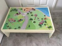 Wooden Activity / Train Table