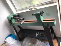 Sealey 10 speed wood Lathe with stand