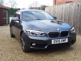 Mint condition - BMW 1 Series Sport Diesel Automatic for sale!