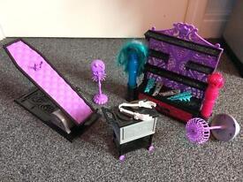 Monster High play set1