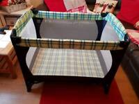 Mothercare Travel cot for sale