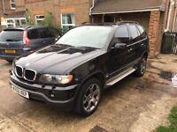 BMW X5 auto 3.0 diesel for sale