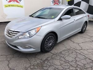 2013 Hyundai Sonata GL, Automatic, Sunroof, Heated Seats,