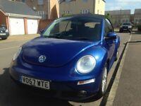 Volkswagen Beetle Convertible - 2007 (57) 1.9 Diesel