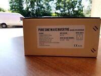 Camper Caravan equipment parts - battery, solar, fridge, fan, swivel, heater