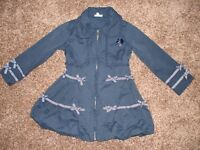 S & D Stud Diamonds Le Chic Girl's Coat