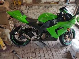 Kawasaki zx10r 2004