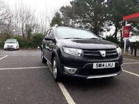 Dacia Sandero Stepway 1 year warranty