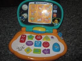 Bundle 10 VTech Baby and Pre School Electronic Toys