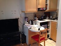 Fantastic mezzaine style studio between West Hampstead and Finchley Road. Includes bills